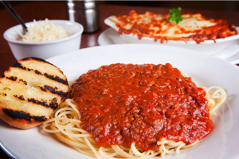 sauce à spaghetti du Saint-Germain